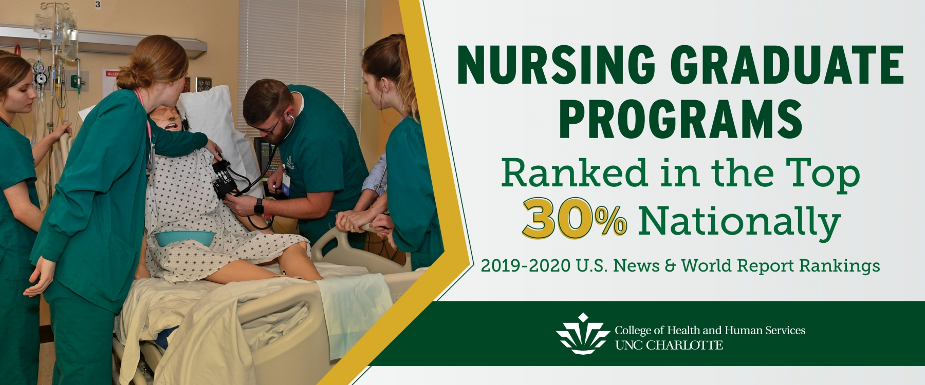 School of Nursing U.S. News and World Report rankings