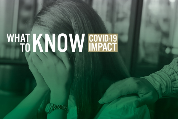 What to Know - Suicide Prevention Graphic